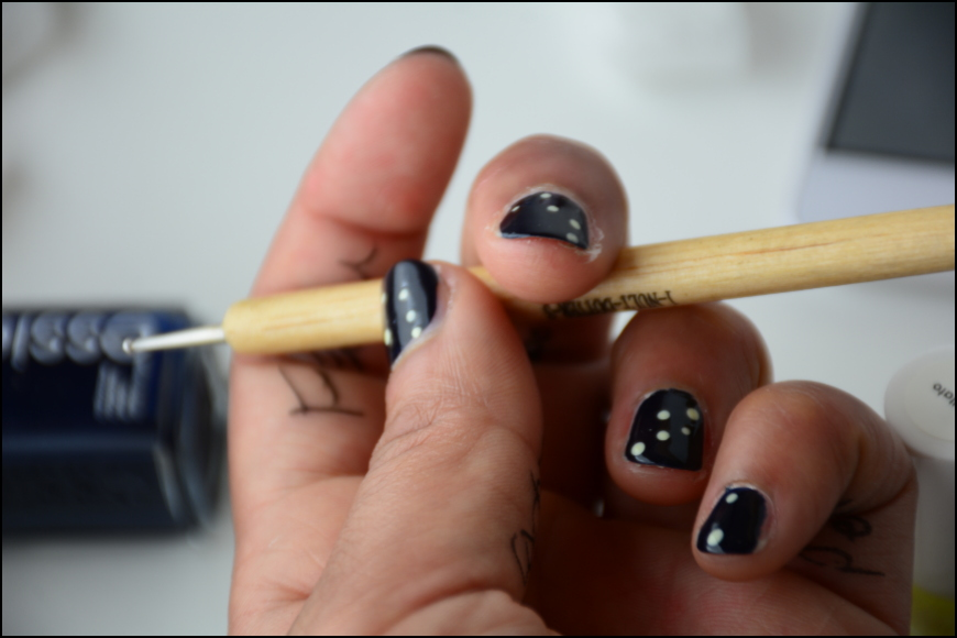 Nail Art Constellation