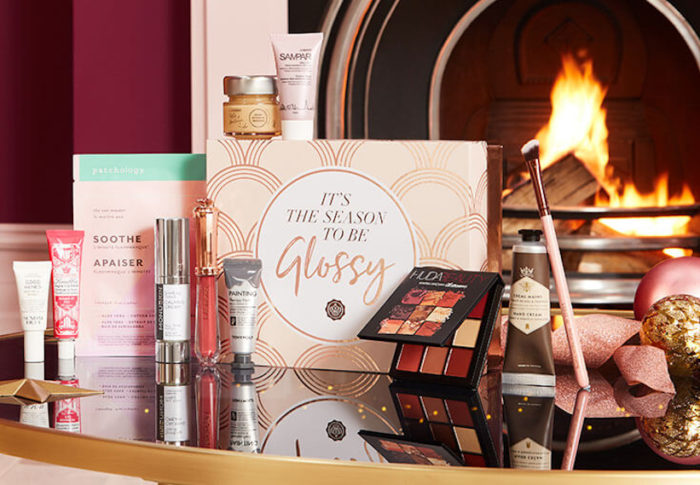 Glossybox : Edition limitée de  Noël ! Christmas Limited Edition !